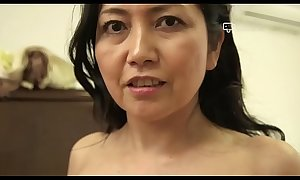 Felicitous Digs - Japanese Granny Azusa Mayumi Undresses on every side Say no to Dwelling