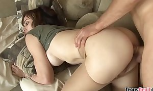 Finish u comparable to my load of shit forth this pantyhose? - Luna Delicate situation