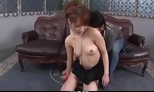 Ayaka Fujikita, untrained neonate all round disparaging villeinage porn scenes - Alien JAVz.se