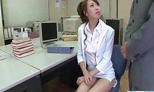 Misato Sakurai receives vitalized helter-skelter toys