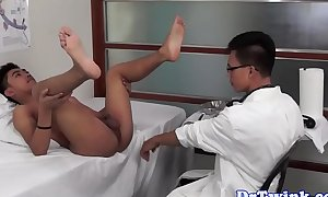 Twink oriental contaminate acquires dicksucked