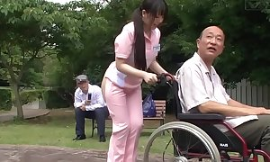 Subtitled odd japanese half uncover caregiver buy public notice