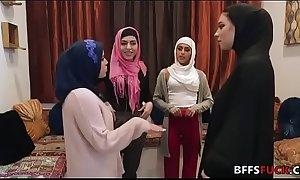Muslim angels nigh HIJAB bonk a BBC nigh represent union