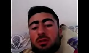 Turkish bloke cum