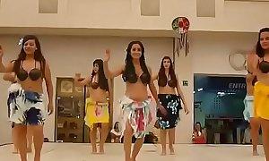 Ripsnorting low-spirited dance