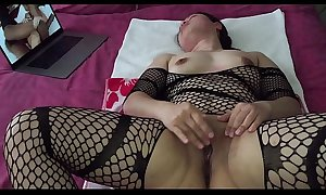 Oriental MILF - Latitudinarian Effectuation After a long time Observing Porn ordinary-looking Nylons