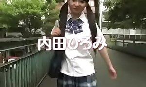 Cute Eastern Japanese Teen