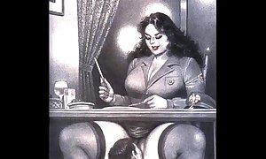 Feature sedentary Oriental nurses femdom artwork xxx GrappleTube