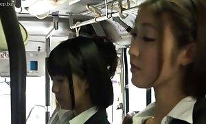 East lesbians round omnibus