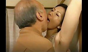 Chinami Sakai Armpit make mincemeat of