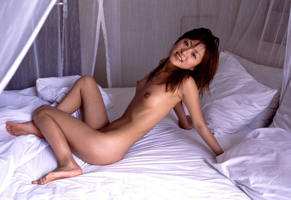 Naked asian import models